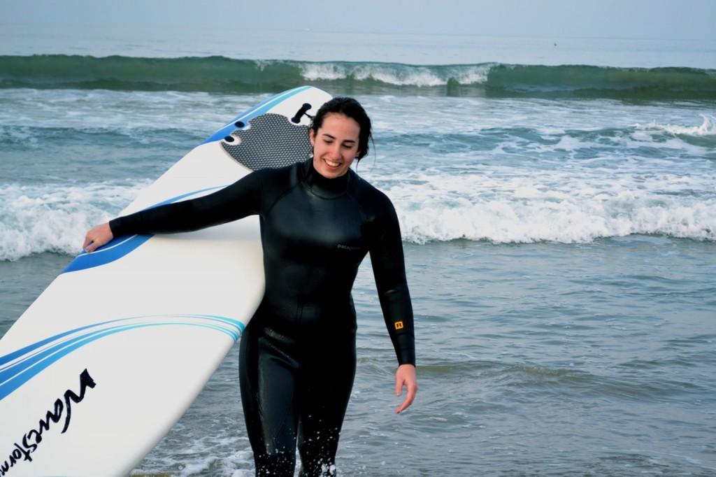 Bay Street Surfing: Beginner
