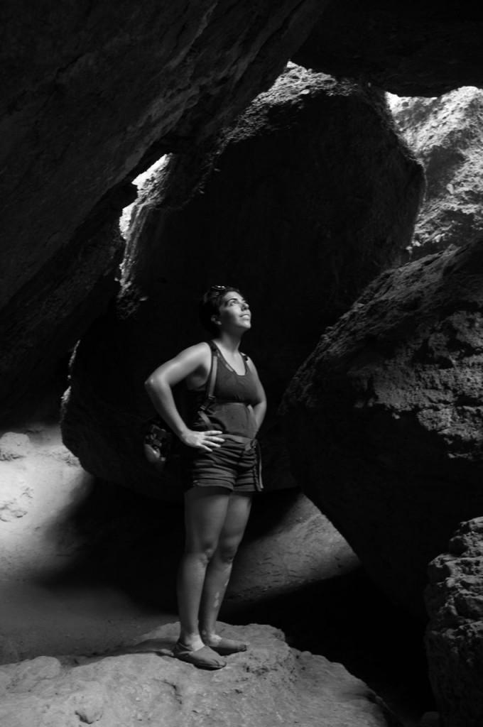 Pinnacles National Park: Bear Gulch Trail