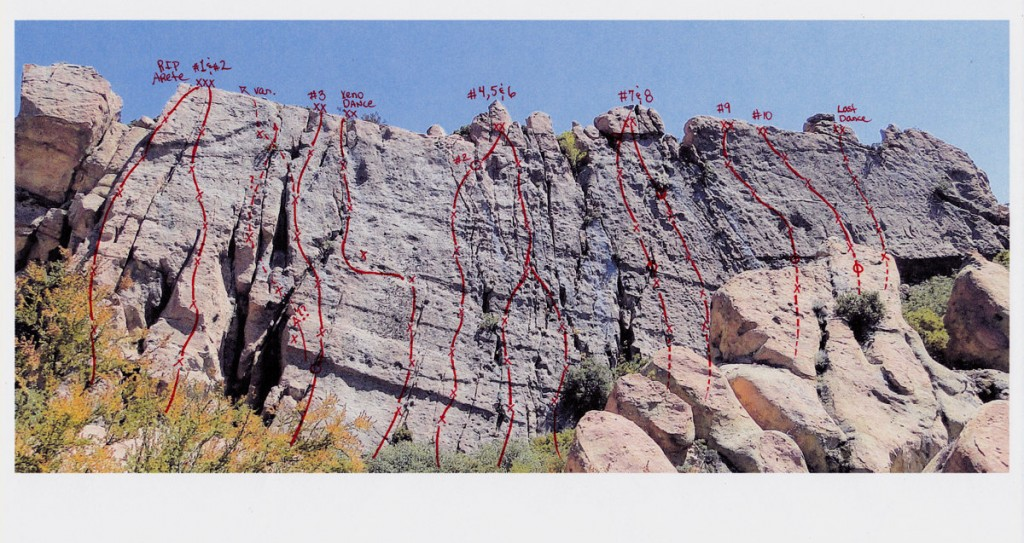 Saddle Peak Routes